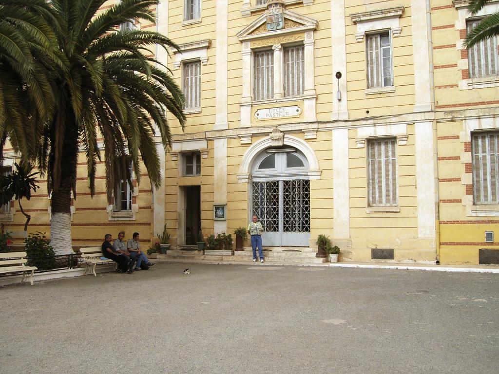 Consulat De France A Oran